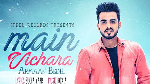 Main Vichara Lyrics by Armaan Bedil
