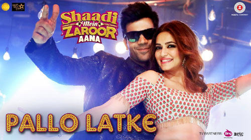 Pallo Latke Lyrics from Shaadi Mein Zaroor Aana