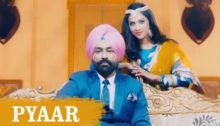 Pyaar Lyrics by Tarsem Jassar