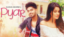 Pyar Lyrics by Karan Sehmbi