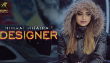 Designer Lyrics by Nimrat Khaira