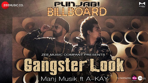 Gangster Look Lyrics by A-Kay