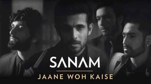 Jaane Woh Kaise Lyrics by Sanam