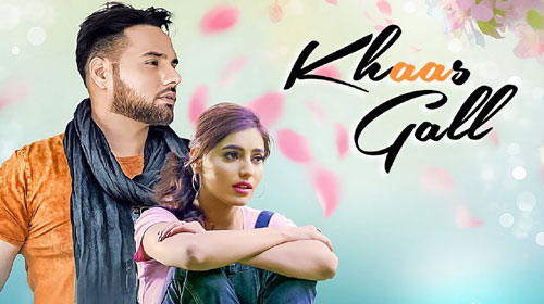 Khaas Gall Lyrics by Monty & Waris
