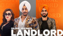 Landlord Lyrics by Rajvir Jawanda