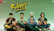 Peh Gaya Khalara Lyrics from Fukrey Returns