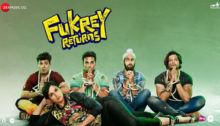 Raina Lyrics from Fukrey Returns