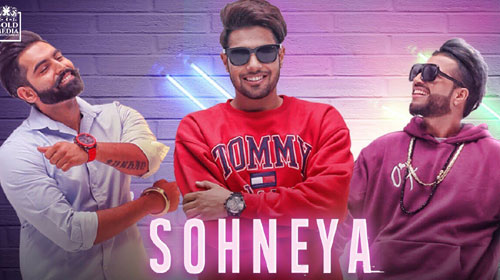 Sohneya Lyrics by Guri