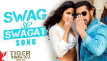 Swag Se Swagat Lyrics from Tiger Zinda Hai