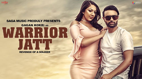 Warrior Jatt Lyrics by Gagan Kokri