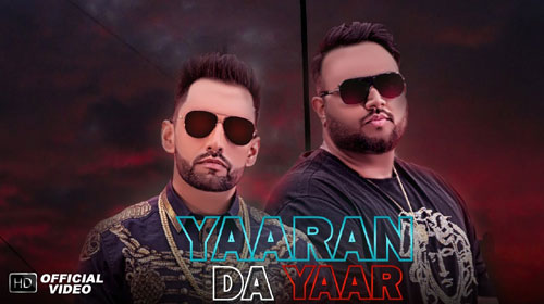 Yaaran Da Yaar Lyrics by Harf Cheema