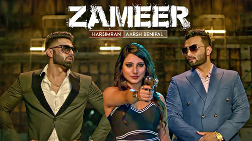 Zameer Lyrics by Aarsh Benipal