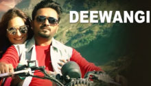 Deewangi Lyrics - Masha Ali