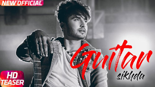 Guitar Sikhda Lyrics by Jassie Gill