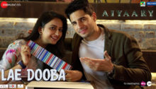 Lae Dooba Lyrics from Aiyaary