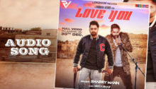 Love You Lyrics by Sharry Mann