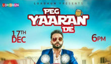 Peg Yaaran De Lyrics by Sippy Gill