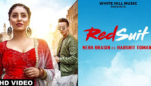 Red Suit Lyrics by Neha Bhasin