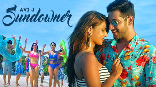 Sundowner Lyrics by Avi J & Jyotica Tangri