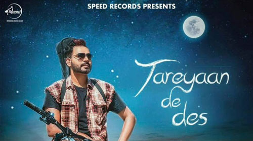 Tareyan De Des Lyrics by Prabh Gill