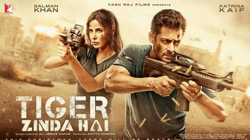 Tera Noor Lyrics from Tiger Zinda Hai
