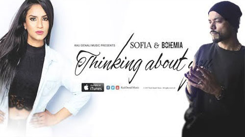 Thinking About You Lyrics by Sofia, Bohemia
