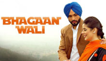 Bhagaan Wali Lyrics by Viraj Sarkaria