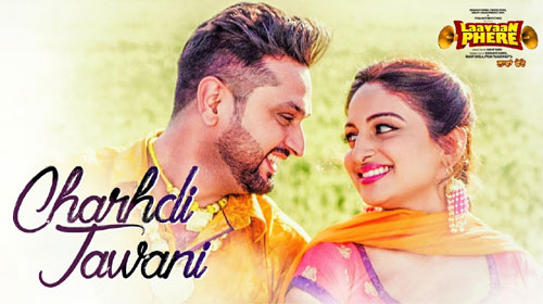 Chardhi Jawani Lyrics by Roshan Prince