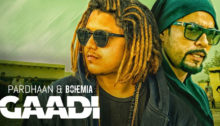 Gaadi Lyrics by Pardhaan, Bohemia
