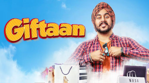 Giftaan Lyrics by Deep Karan