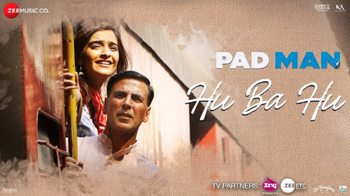 Hu Ba Hu Lyrics from Padman