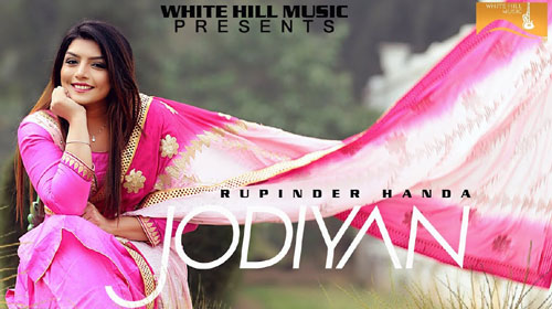 Jodiyan Lyrics by Rupinder Handa