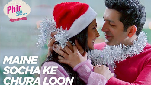 Maine Socha Ke Chura Loon Lyrics by Arijit Singh
