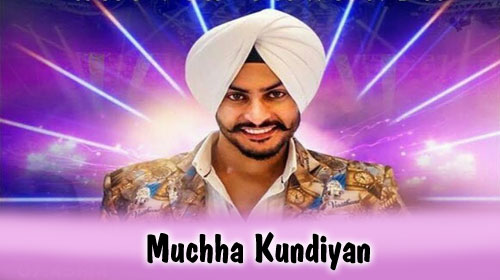 Muchha Kundiyan Lyrics by Rajvir Jawanda