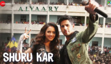 Shuru Kar Lyrics from Aiyaary