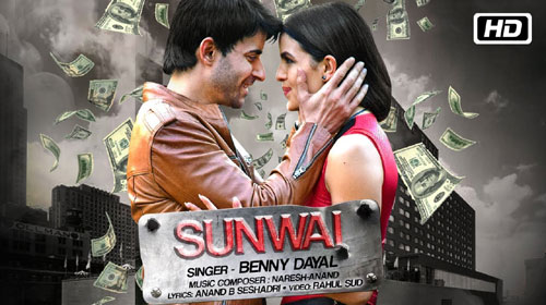 Sunwai Lyrics by Benny Dayal