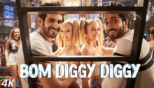 Bom Diggy Diggy Lyrics from Sonu Ke Titu Ki Sweety