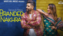 Branded Nakhra Lyrics by Ninja