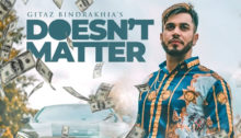 Doesn't Matter Lyrics by Gitaz Bindrakhia