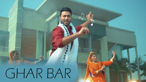 Ghar Bar Lyrics by Maninder Kailey, Prabh Gill