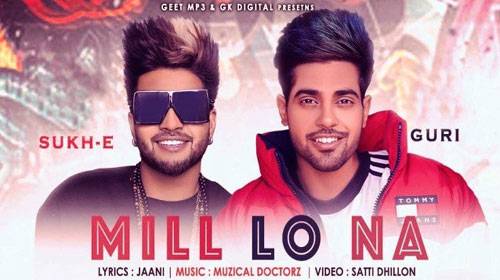 Mil Lo Na Lyrics by Guri