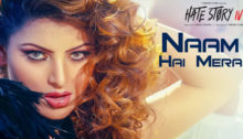 Naam Hai Mera Lyrics from Hate Story 4