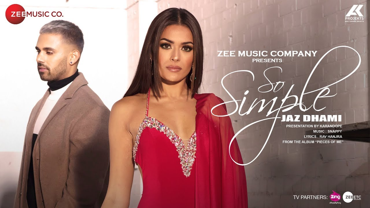 So Simple Lyrics by Jaz Dhami