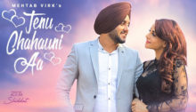 Tenu Chahauni Aa Lyrics by Mehtab Virk