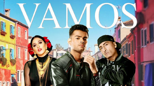 Vamos Lyrics by Badal