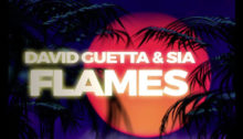 Flames Lyrics by Sia ft David Guetta