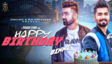 Happy Birthday Lyrics by Ginny Mahindru