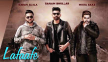 Lafaafe Lyrics by Sanam Bhullar