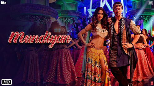 Mundiyan Lyrics from Baaghi 2
