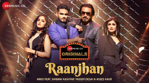 Raanjhan Lyrics by Arko